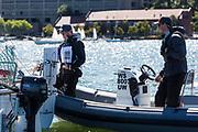 During the Fall Fury Regatta on Lake Mendota in Madison, Wisconsin, Sunday, Sept. 9, 2018.
