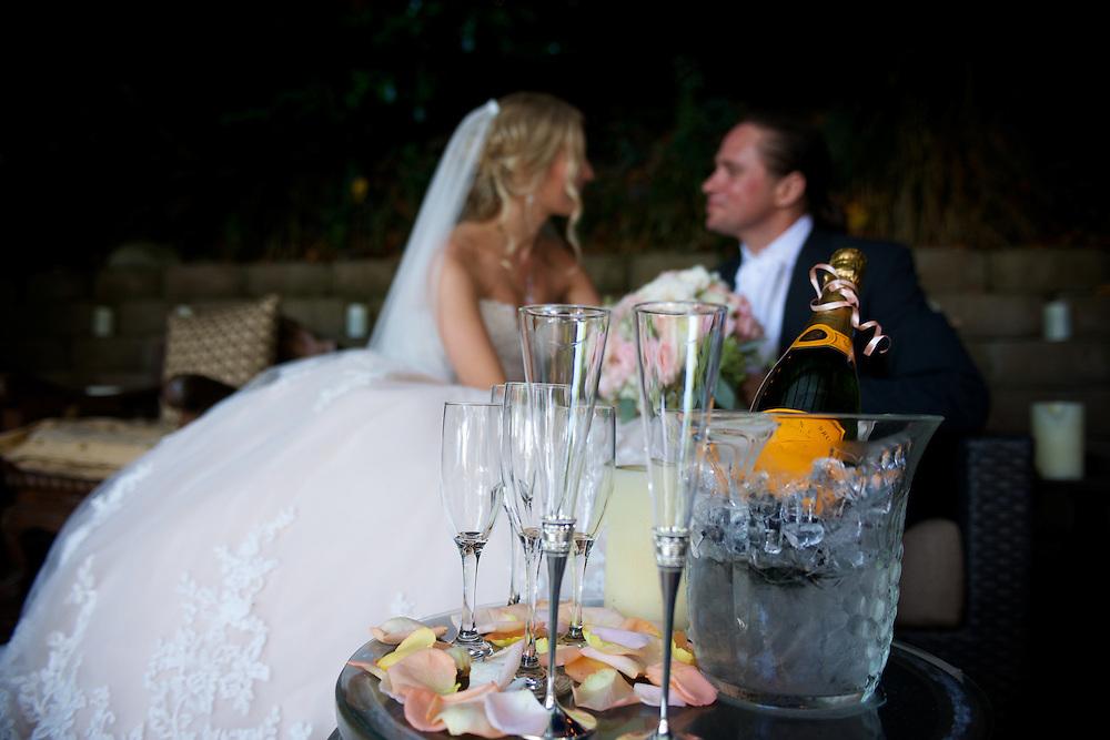 Alison Epsom and Brian Jolly - Wedding Day