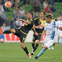 Melbourne City v Wellington Phoenix | Hyundai A-League | 25 January 2016