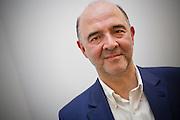 Portrait de Pierre Moscovici