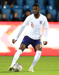 England U21's Fikayo Tomori during the international friendly match at the Blue Water Arena, Esbjerg.