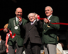 President Michael D Higgins - National Ploughing Championships 2015