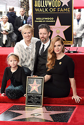 Darren Le Gallo and Aviana Olea Le Gallo attend the ceremony honoring Amy Adams with a star on the Hollywood Walk of Fame on January 11, 2017 in Los Angeles, California. Photo by Lionel Hahn/AbacaUsa.com