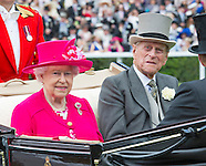 Royals Attend Royal Ascot2015 -  Day1
