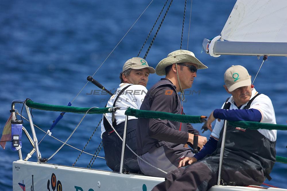 santader worlds j80  regatas 4-5