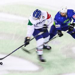 20180428: HUN, Ice Hockey - IIHF World Championship Division I, Italy vs Slovenia