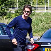 NLD/Amsterdam/20140517 - Don golftoernooi 2014, Rick Engelkes