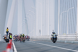 Tour of Chongming Island 2016 - Stage 1. A 139.8km road race on Chongming Island, China on May 6th 2016.