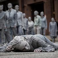 2017/07/05 Hamburg | Politik | 1000 Gestalten Kunstaktion gegen den G20 Gipfel