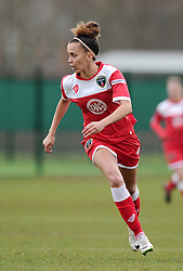 Bristol Academy's Gabby Bird  - Photo mandatory by-line: Joe Meredith/JMP - Mobile: 07966 386802 - 01/03/2015 - SPORT - Football - Bristol - SGS Wise Campus - Bristol Academy Womens FC v Aston Villa Ladies - Women's Super League