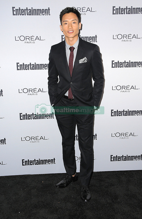 Manny Jacinto bei der 2016 Entertainment Weekly Pre Emmy Party in Los Angeles / 160916<br /> <br /> ***2016 Entertainment Weekly Pre-Emmy Party in Los Angeles, California on September 16, 2016***