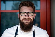 LOS ANGELES, CA- September 8, 2016:  Providence Co-owner and Chef, Michael Cimarusti.   (Mariah Tauger /  For the Times)