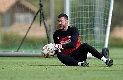Richard O'Donnell of Bristol City  - Mandatory by-line: Joe Meredith/JMP - 19/07/2016 - FOOTBALL - Bristol City pre-season training camp, La Manga, Murcia, Spain