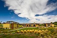 Eckford Residence by Neumann Mendro Andrulaitis Architects and Michael Sagouspe Interior Designer.