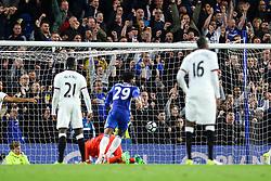 Goal, Michy Batshuayi of Chelsea scores, Chelsea 3-1 Watford - Mandatory by-line: Jason Brown/JMP - 15/05/2017 - FOOTBALL - Stamford Bridge - London, England - Chelsea v Watford - Premier League