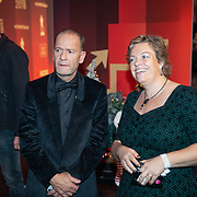 NLD/Amsterdam/20181219 - NOC*NSF Sportgala 2018, Ron Boszhard en ......