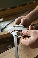 Carpenter Adjusting Calipers