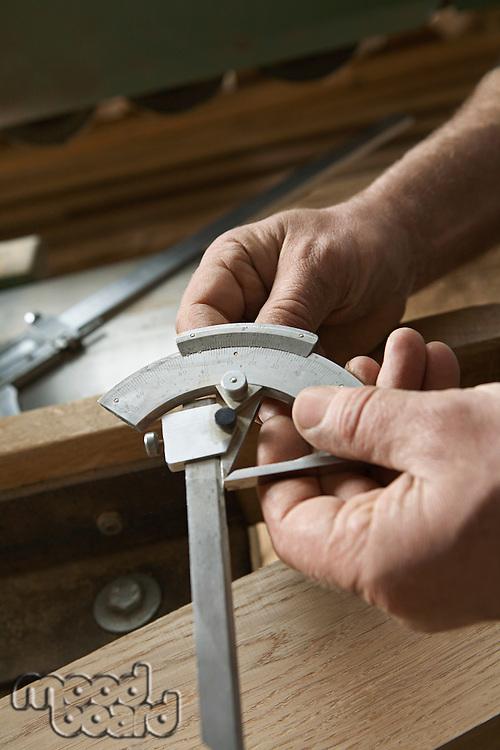 Carpenter Adjusting Calipers