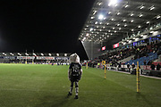 Sharkey during the Aviva Premiership match between Sale Sharks and Northampton Saints at the AJ Bell Stadium, Eccles, United Kingdom on 25 November 2017. Photo by George Franks.