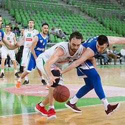 20180509: SLO, Basketball - Liga Nova KBM 2017/18, Semifinal, KK Petrol Olimpija vs KK Rogaska