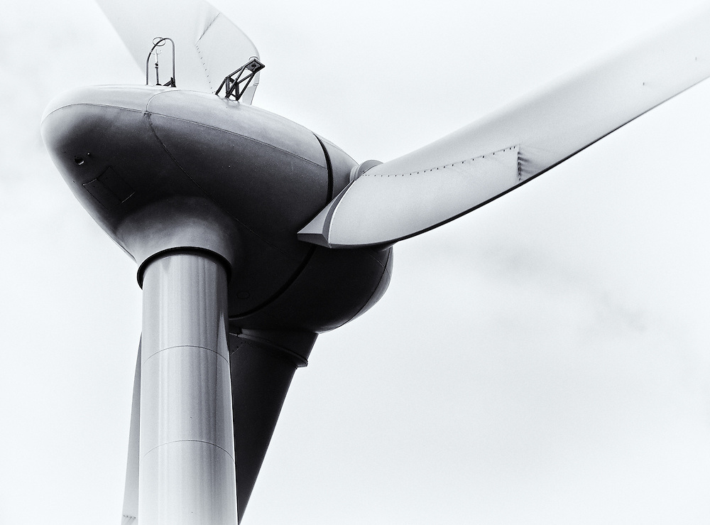 Norway - Wind power-plant rotor BW