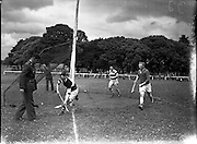 All Army Chaplings Cup Semi-Final,.18.06.1958, 06.18.1958, 18th June 1958,