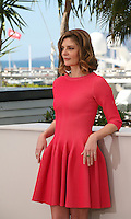 Chiara Mastroianni at Les Salauds film photocall Cannes Film Festival on Wednesday 22nd May 2013