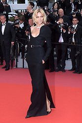 "71st Cannes Film Festival 2018, Red Carpet film ""Blackkklansman"". Pictured: Anja Rubik"