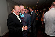 ANDREW NEIL; ; MICHAEL BARRYMORE; , Book launch party for the paperback of Nicky Haslam's book 'Sheer Opulence', at The Westbury Hotel. London. 21 April 2010