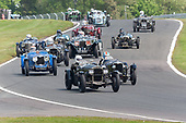 Race 3 - Standard & Modified Pre-war Sports Cars