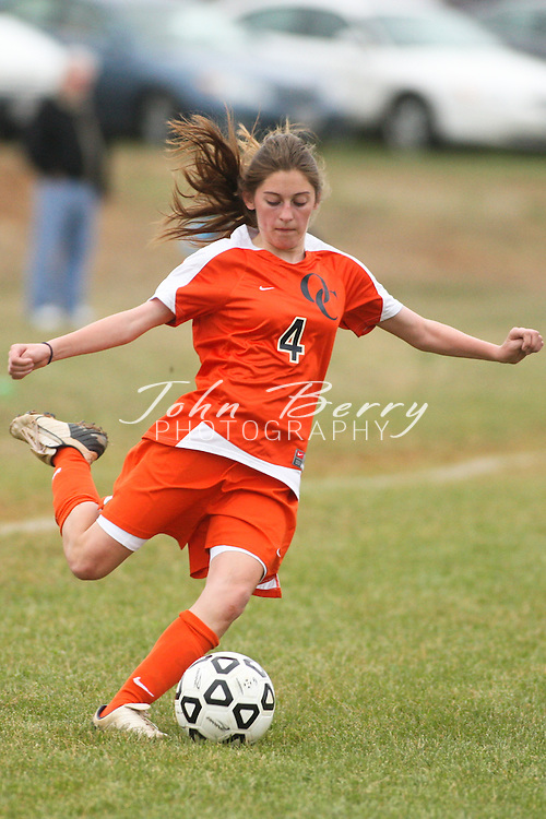 MCHS Varsity Girls Soccer .vs Orange   .3/27/2009