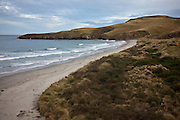 Pipikaretu Beach, Otago Peninsula, New Zealand