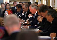 Prince Charles & Leaders on Deforestation - 25 OCt 2017