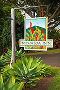 The Holualoa Inn, Holualoa, Kona District, The Big Island, Hawaii USA
