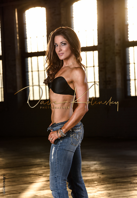 NJ Fitness Photographer Photo Studio