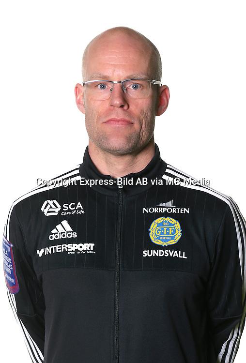 Joel Cedergren<br /> Halvfigur<br /> @leverans<br /> Allsvenskan 2016<br /> Fotboll