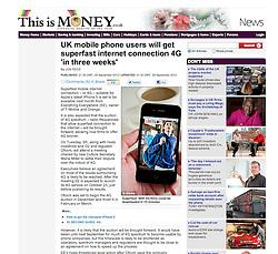 This is Money; LoveFilm app on iPhone