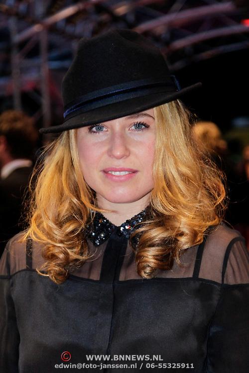 NLD/Utrecht/20121005- Gala van de Nederlandse Film 2012, Sanne Vogel