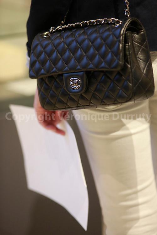 Chanel handbag // sac Chanel