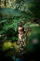 Epulu, Democratic Republic of Congo. 2011<br />