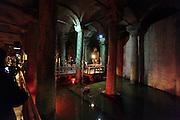 The Basilica Cistern Istanbul Turkey