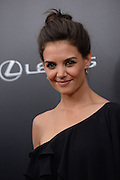 Aug. 6, 2014 - New York, NY, USA - August 6, 2014 <br /> <br /> <br /> Katie Holmes attending 'Lexus Short Films' Premiere on August 6, 2014 in New York City  <br /> ©Exclusivepix
