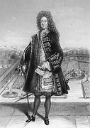John Law (1671-1729), comptroller general of France, 1720.  A Scottish economist, gambler, banker, murderer, royal advisor, exile, rake and adventurer.  He is best known as the founder of the fraudulent Mississippi Scheme (1717-1720), which made him a paper millionaire.