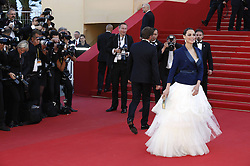 59660960  .Berenice Bejo attends the premiere of Iranian director Asghar Farhadi s film Le Passe (The Past) during the 66th annual Cannes Film Festival, southern France, May 17, 2013. Photo by: imago / i-Images. UK ONLY