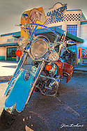 Kyle from St. Pete Motorsports pushed this Indian to the front of Quaker Steak so I could get this shot. Thanks Kyle.