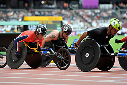 16/07/2017 : Patrick MONAHAN, T53, 1500m (men's), at the 2017 World Para Athletics Championships, Olympic Stadium, London, United Kingdom
