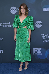 May 14, 2019 - New York, NY, USA - May 14, 2019  New York City..Cobie Smulders attending Walt Disney Television Upfront presentation party arrivals at Tavern on the Green on May 14, 2019 in New York City. (Credit Image: © Kristin Callahan/Ace Pictures via ZUMA Press)