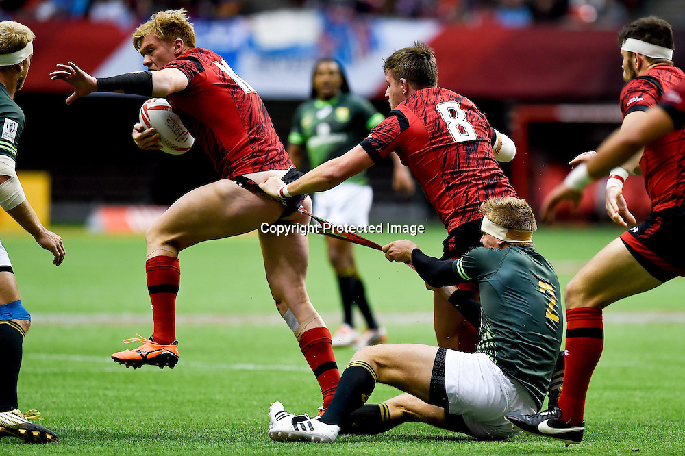Rugby Sevens | Vancouver, B.C.