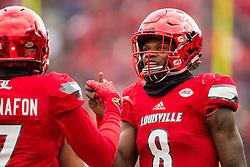 . The University of Louisville hosted Kentucky, Saturday, Nov. 26, 2016 at Papa John's Cardinal Stadium in Louisville. Kentucky won the game 41-38.