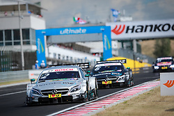 June 17, 2017 - Budapest, Hungary - Motorsports: DTM race Budapest, Saison 2017 - 3. Event Hungaroring, HU, # 2 Gary Paffett (GBR, HWA AG, Mercedes-AMG C63 DTM) (Credit Image: © Hoch Zwei via ZUMA Wire)